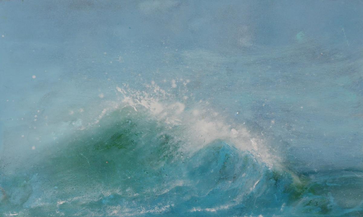Welle-bricht
